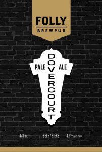 Dovercourt Pale Ale